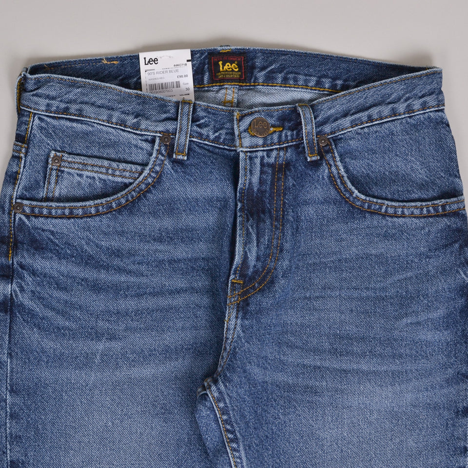 Lee Jeans 90's Rider - Blue Authentic