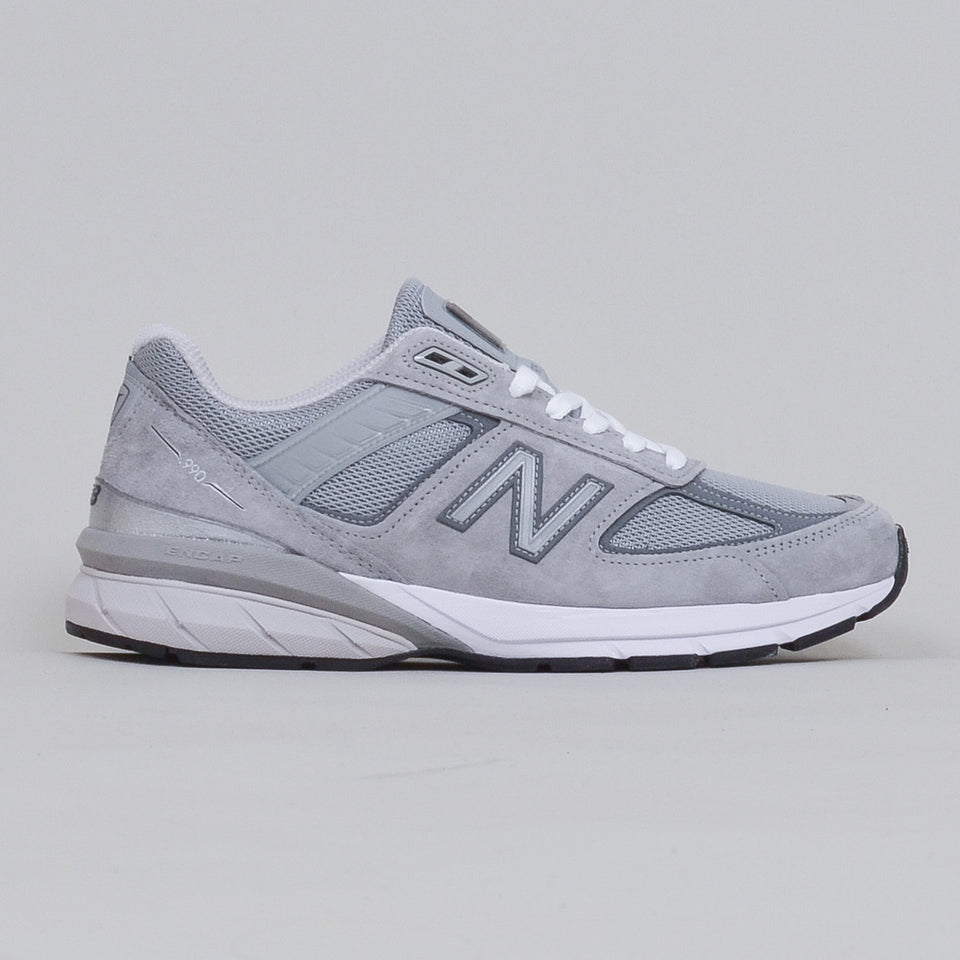 New Balance Made in US 990v5 - Grey