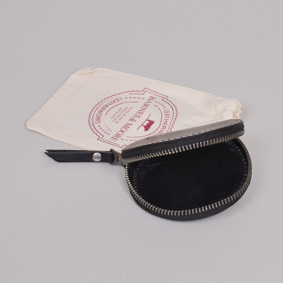 Barnes & Moore Merchant Coin Purse - Black