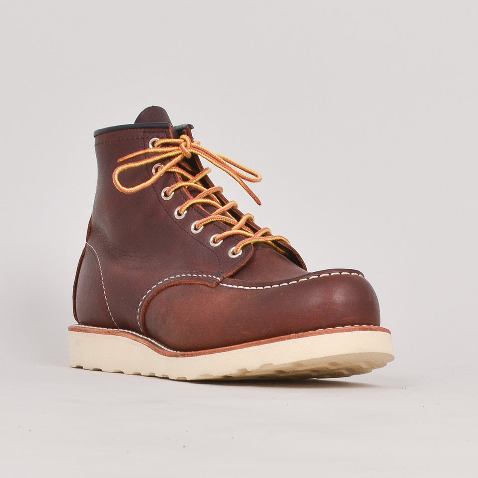 "Red Wing 6"" Moc Toe - Briar Oil"""