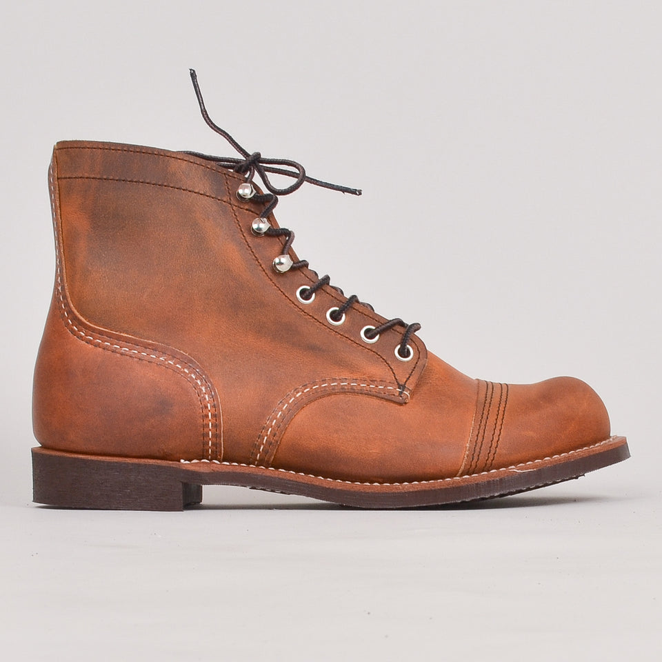 Red Wing Iron Ranger - Copper Rough and Tough
