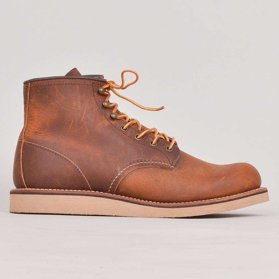 Red Wing Rover Boot - Copper Rough and Tough
