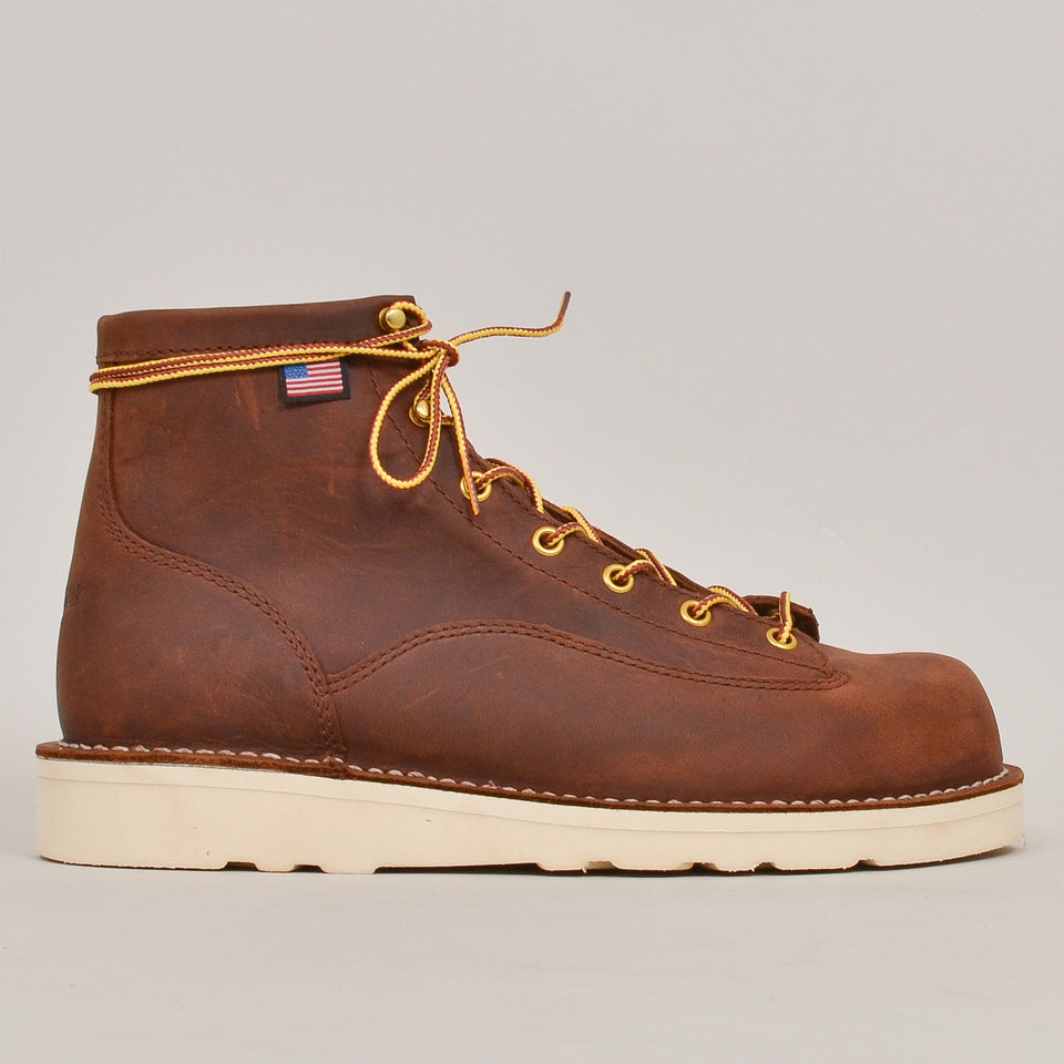 "Danner Bull Run 6"" - Tobacco"