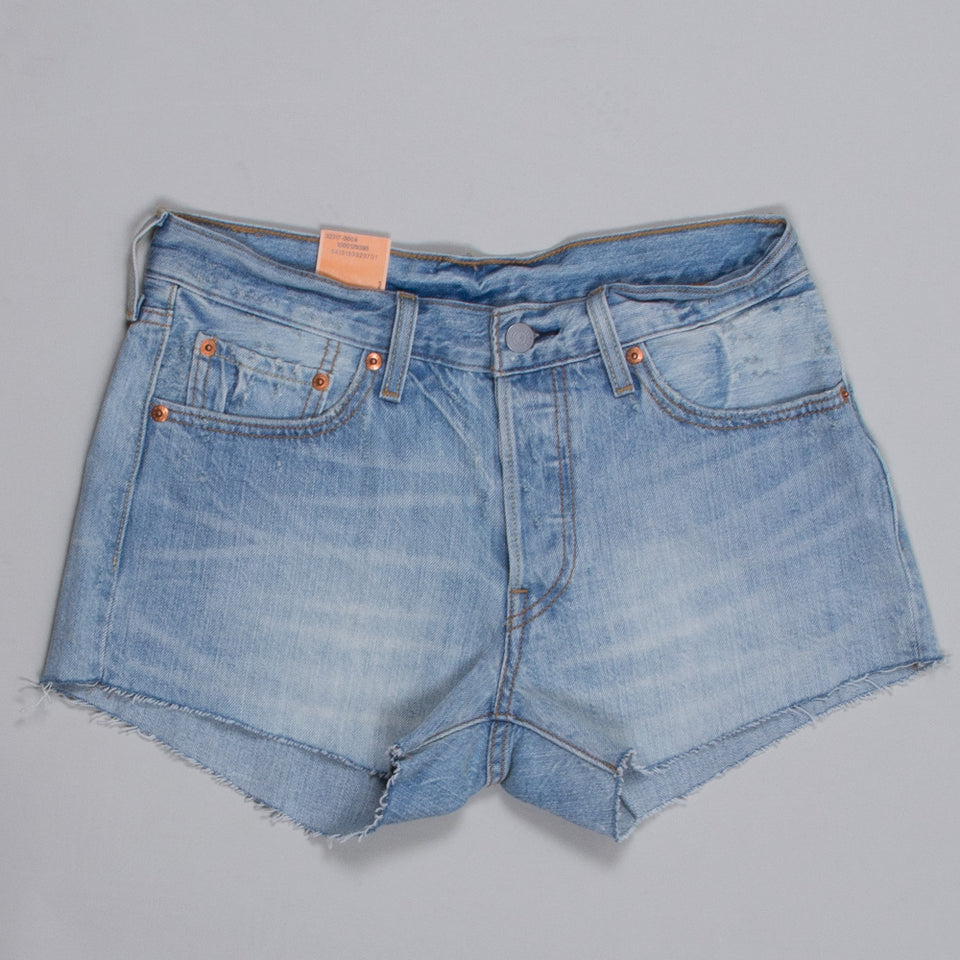 Levi's 501 Shorts Washed