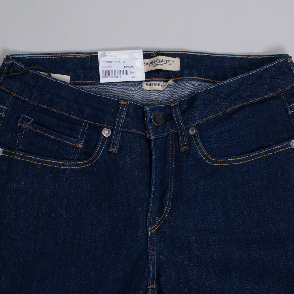 Levi's Made & Crafted Empire Indigo (Skinny Fit)