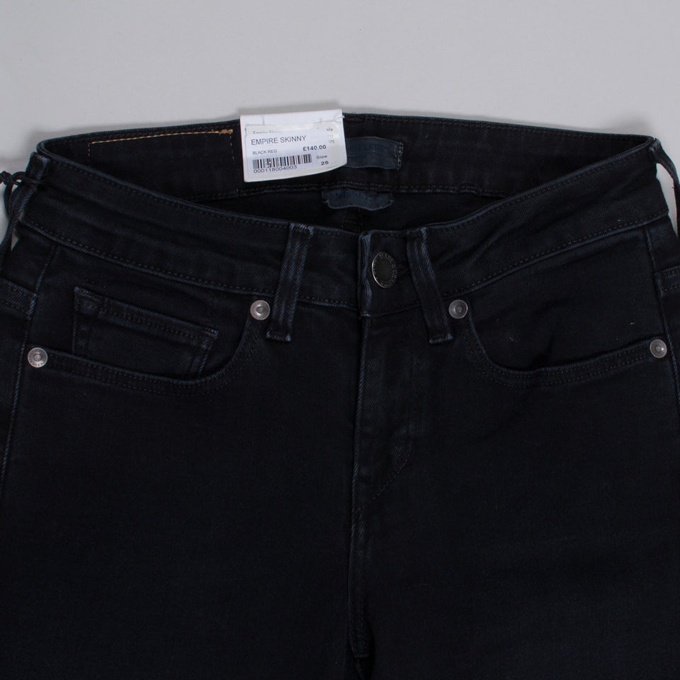 Levi's Made & Crafted Empire Black (Skinny Fit)