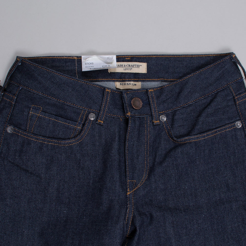 Levi's Made & Crafted Sticks Indigo (Slim Fit)