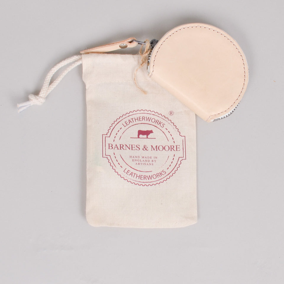 Barnes & Moore Merchant Coin Purse Natural