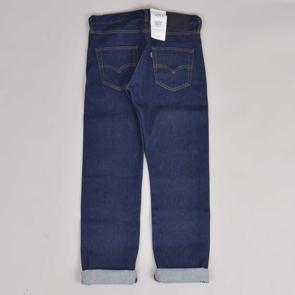 Levi's Made & Crafted 501 Stretch - Rinse