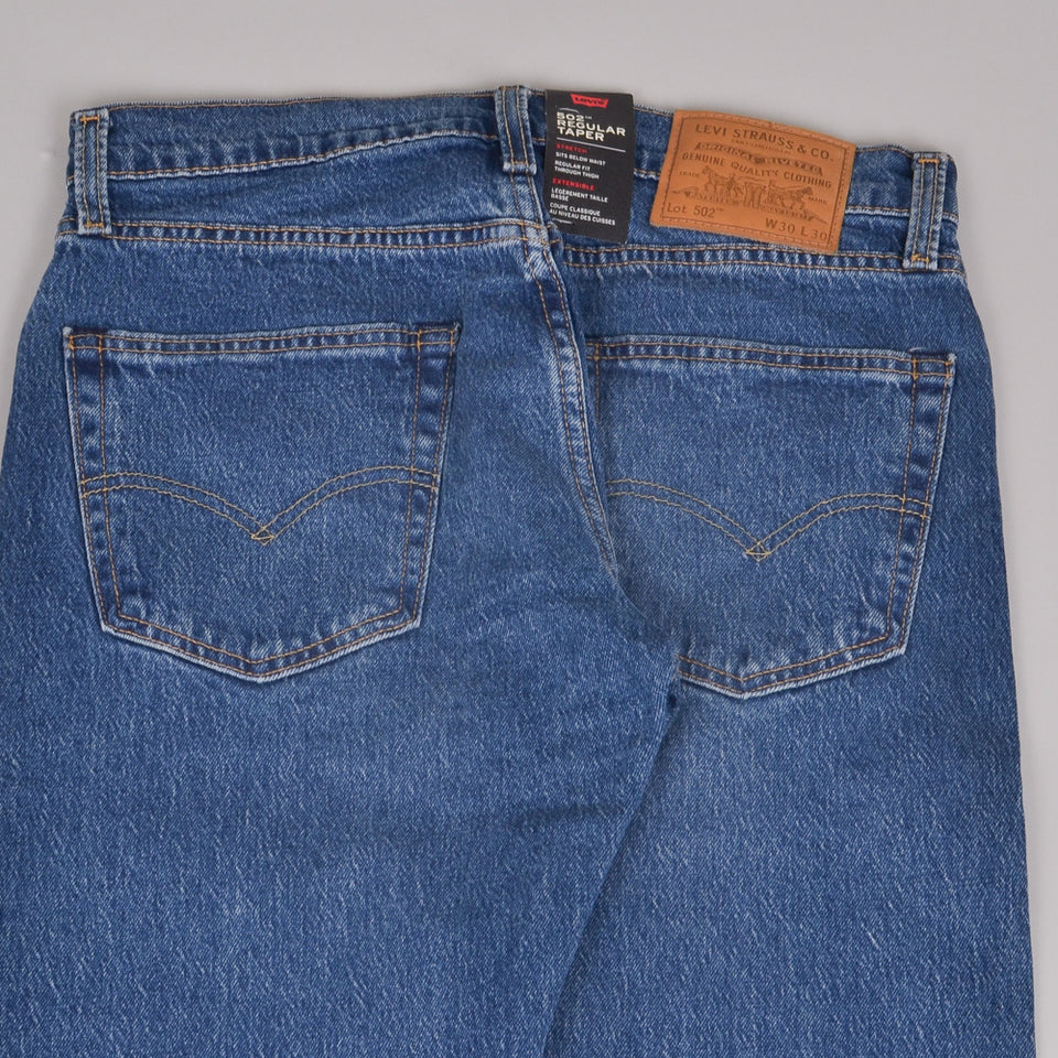 Levi's 502 Regular Taper - Sixteen