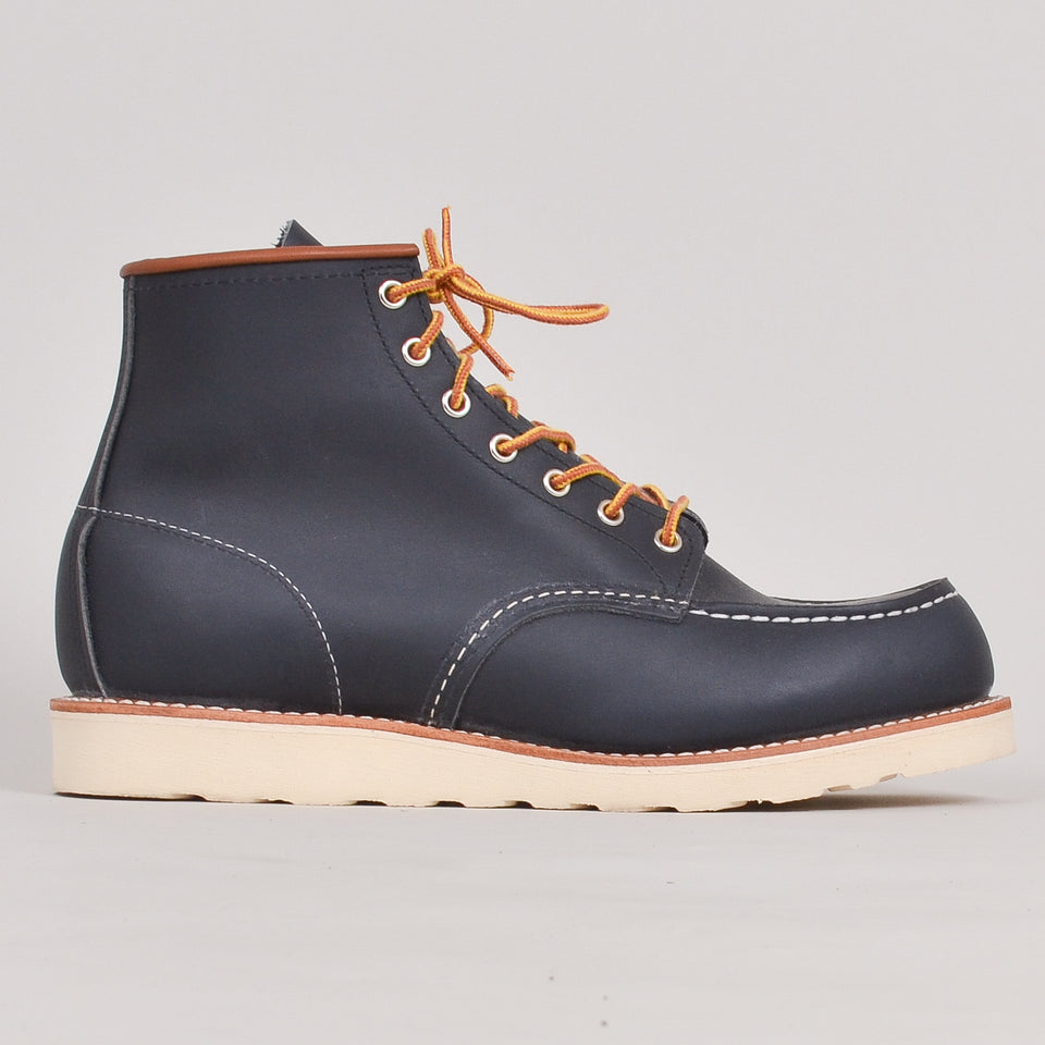 "Red Wing 6"" Moc Toe - Navy"""