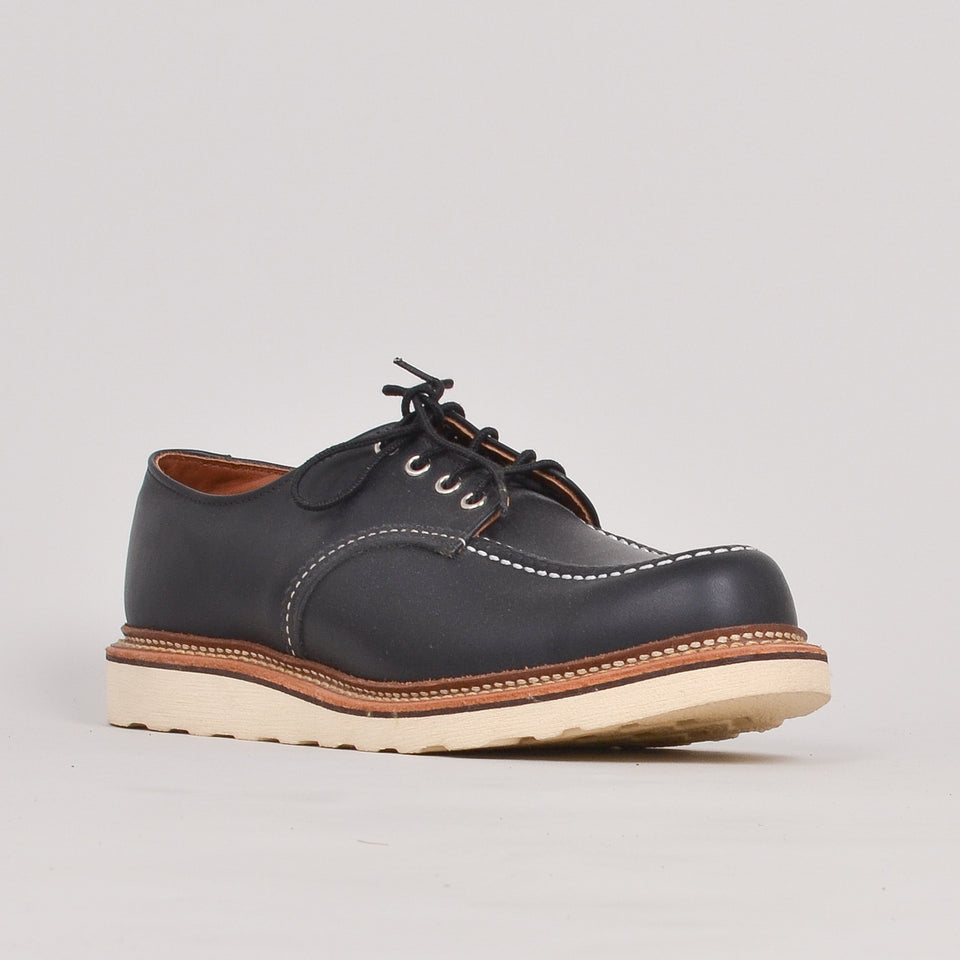Red Wing Oxford Moc Toe - Black