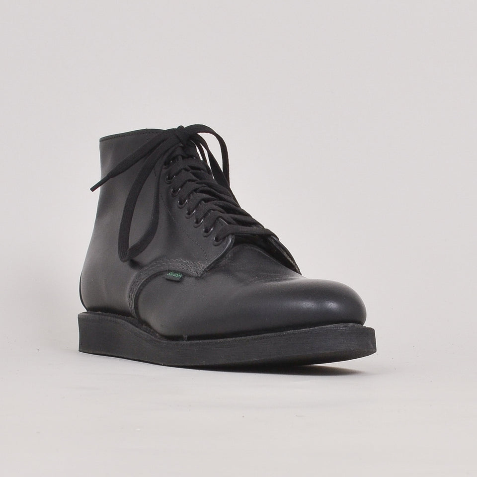 "Red Wing 6"" Postman - Black Chaparral """