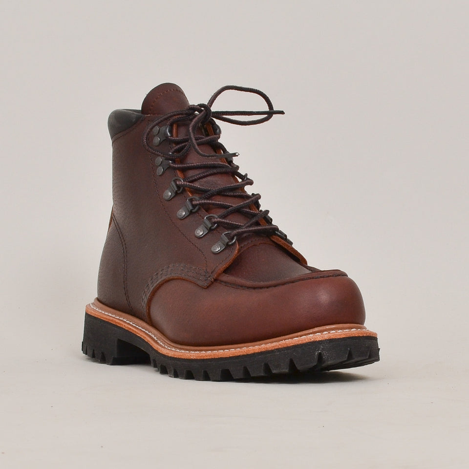"Red Wing 6"" Sawmill - Briar Oil"