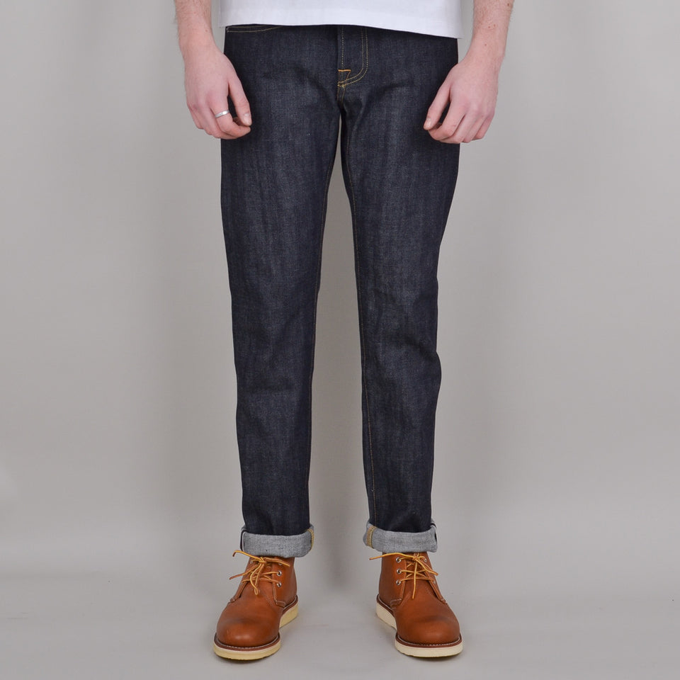 Edwin ED-55 Red Listed Selvedge - Raw Unwashed