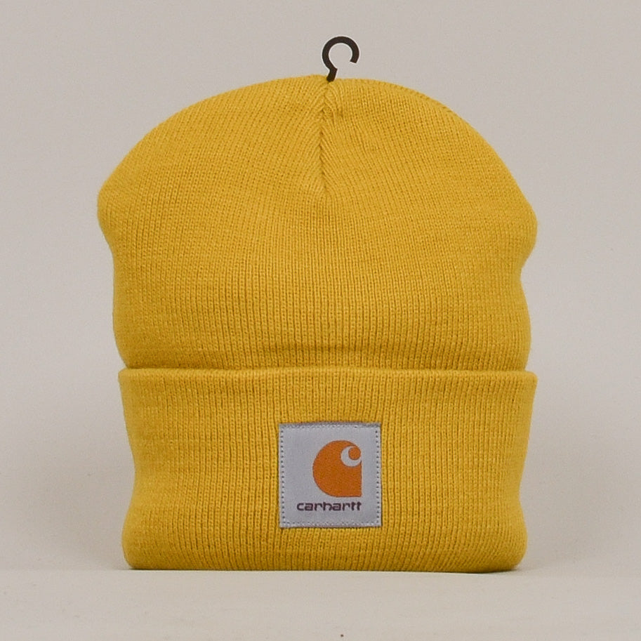 Carhartt WIP Short Watch Hat - Colza