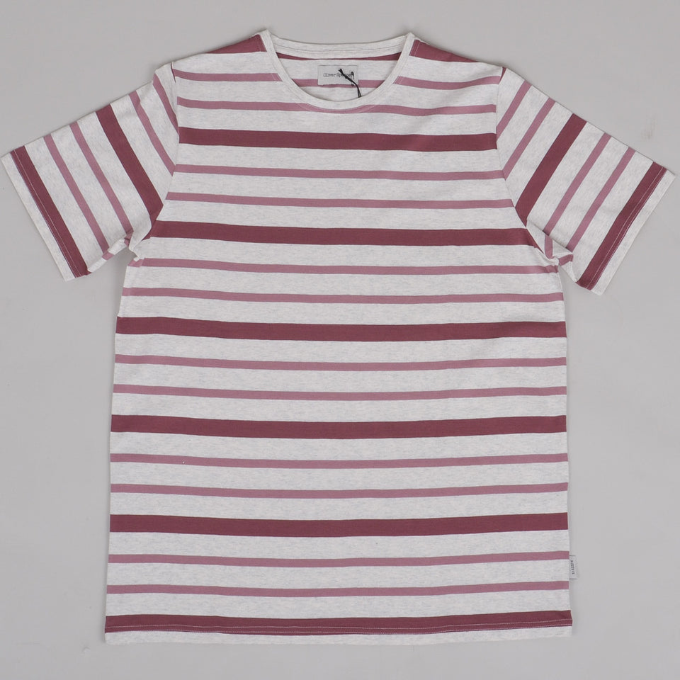 Oliver Spencer Caris Conduit Tee - Pink