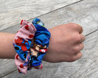 LILO and Stitch - Scrunchie - hair tie - scrunchies