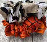 Special order KellySoccer Basketball - Scrunchie - hair tie - scrunchies