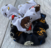 Harry Potter & Gryffindor- Scrunchie - hair tie - scrunchies
