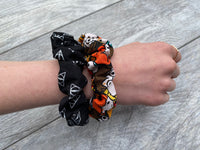 Harry Potter & The deathly hallows - Scrunchie - hair tie - scrunchies