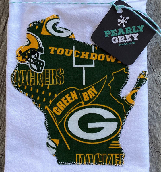 Green Bay Packers Wisconsin Flour Sack Towel