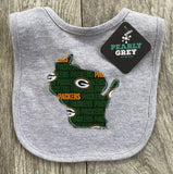 Packers Baby Bib