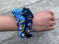 Brewers Baseball Wisconsin  Scrunchies