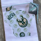 Green Bay Packers Milwaukee Brewers Milwaukee Bucks Wisconsin Badgers Flour Sack Towel