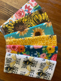 Bees & Flowers Unpaper Towels