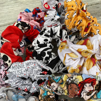 Disney Scrunchie Mystery Bag, 5 Scrunchies