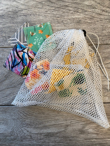 Laundry Bag For Facial Pads