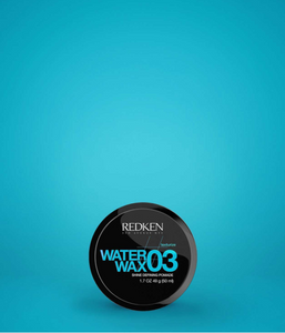 Redken Water Wax 03 Shine Defining Pomade