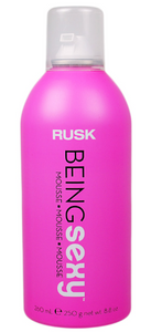 Rusk Being Sexy Mousse