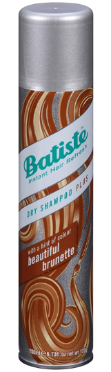 Batiste Instant Hair Refresh Dry Shampoo Plus Hint Of Beautiful Brunette