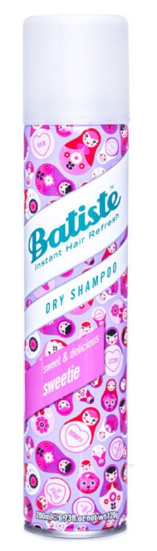 Batiste Instant Hair Refresh Dry Shampoo Sweet & Delicious Sweetie