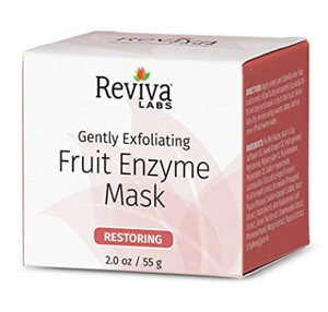Reviva Labs Gently Exfoliating Fruit Enzyme Mask