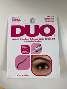 Duo Eyelash Striplash Adhesive Dark Tone