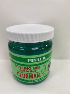Pinaud Styling Gel Hard To Hold ClubMan