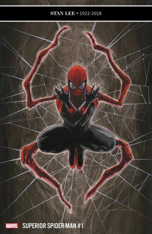 SUPERIOR SPIDER-MAN #1 SG