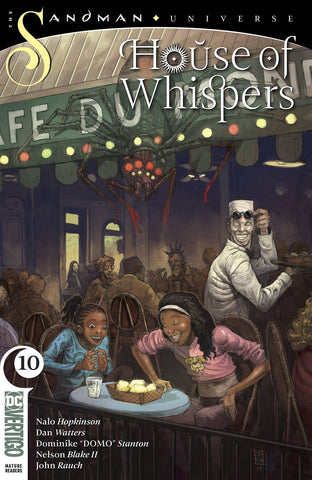 HOUSE OF WHISPERS #10 (MR)