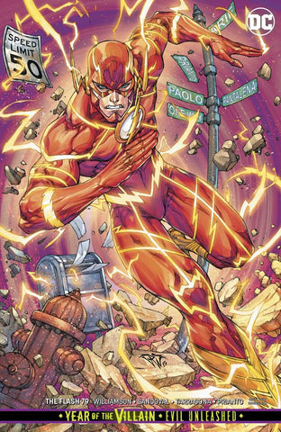 FLASH #79 VAR ED