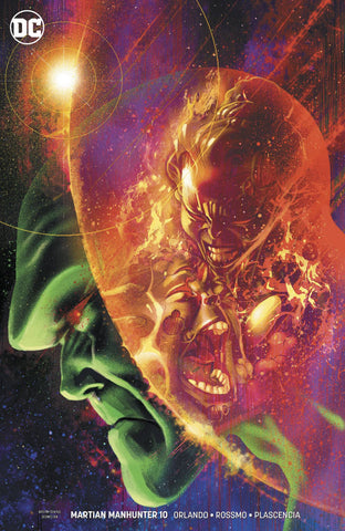 MARTIAN MANHUNTER #10 (OF 12) VAR ED
