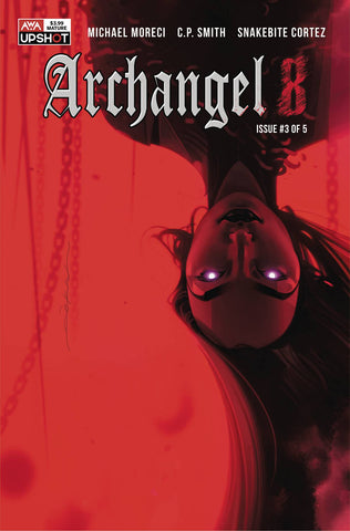 ARCHANGEL 8 #3 (OF 5) (MR)