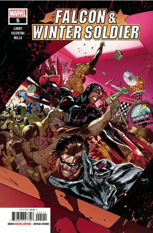 FALCON & WINTER SOLDIER #5 (OF 5)