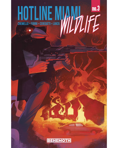HOTLINE MIAMI WILDLIFE #3 (OF 8) (MR)