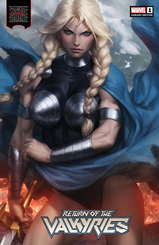KING IN BLACK RETURN OF VALKYRIES #1 (OF 4) ARTGERM VAR
