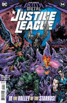 JUSTICE LEAGUE #54 DARK NIGHTS DEATH METAL
