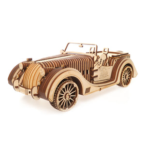 Roadster - mechanical model kit by UGEARS