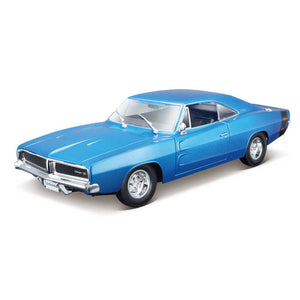 1:18 Scale 1969 Dodge Charger
